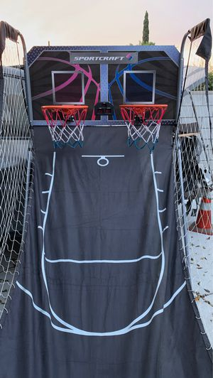 Sportcraft Basketball Hoop for Sale in Colton, CA