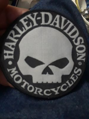 Harley Davidson patch for Sale in Denver, CO