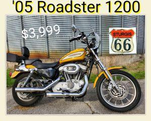 Harley Davidson Sportster 1200R for Sale in Saint Paul, MO