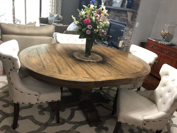Havertys Avondale Dining Table For Sale In Raleigh Nc Offerup
