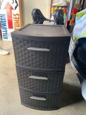 Sterilite plastic drawer/ storage bin for Sale in San Diego, CA