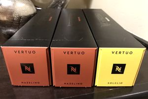 Nespresso Vertuo sleeve trio for Sale in Bakersfield, CA