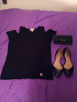 Michael Kors Wallet and Shirt & Jessica Simpson Flats for Sale in Saint Charles, MO