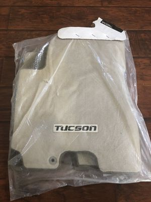 05-09 Hyundai Tucson Carpet Floor Mat for Sale in March Air Reserve Base, CA