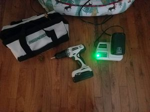Cordless drill for Sale in Marshfield, MO