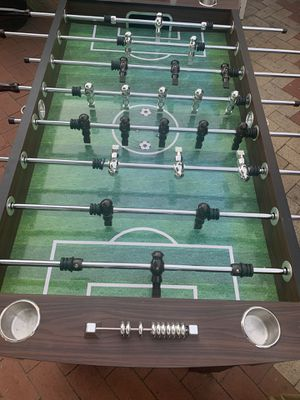 A foosball table for the whole family to have fun for Sale in Montebello, CA
