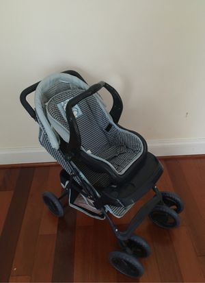 Graco toy stroller and and baby carrier for Sale in Glenwood, MD