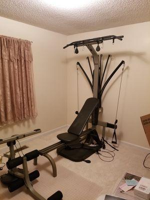 Bowflex full workout machine for Sale in Clarksville, TN