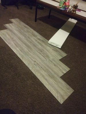 Flooring box for sell $20 each . only 10 box for sell now.total $200. Good deal believe me! for Sale in Lexington, KY