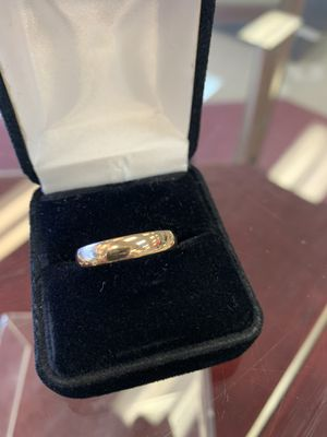 Tiffany & Co. 18K Men's Wedding Band for Sale in Pflugerville, TX