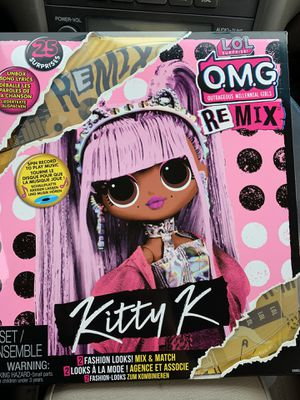 Kitty k lol surprise omg remix for Sale in San Diego, CA