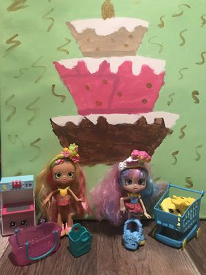 Shopkins dolls for Sale in Los Angeles, CA