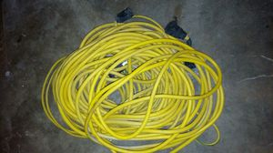 Thick 100 Foot Electric Ext. Cord for Sale in Saint Louis, MO