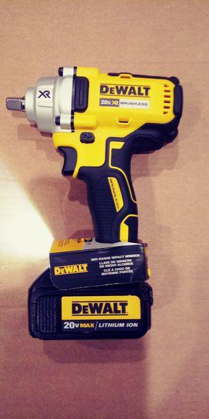 """DEWALT Model: DCF894B 20V 1/2"""" MID RANGE Cordless Impact Wrench Bare Tool for Sale in Nashville, TN"""