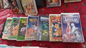Huge Collection of Disney VHS Videos for Sale in Tallahassee, FL