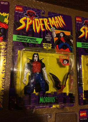 Spider-Man Action Figure 1994 morbius for Sale in Commerce, CA
