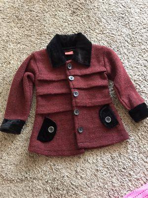 Kid's clothes - 2T/3T Woolen Jacket for Sale in Littleton, CO