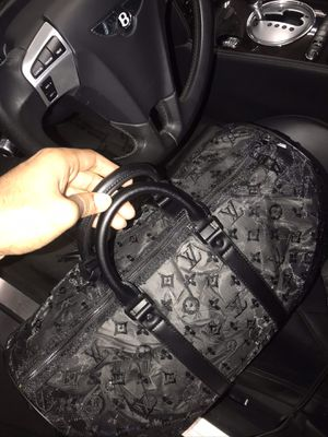 Louis Vuitton Monogram Mesh Lace See Through Luggage Bag Virgil Abloh for Sale in Barrington, IL