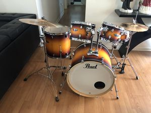 Pearl drum set for Sale in Miami, FL