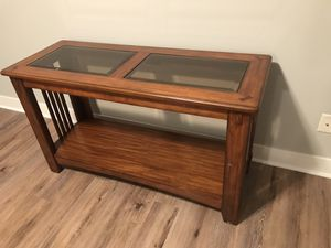 Entryway, coffee, and end table SET for Sale in Wichita, KS