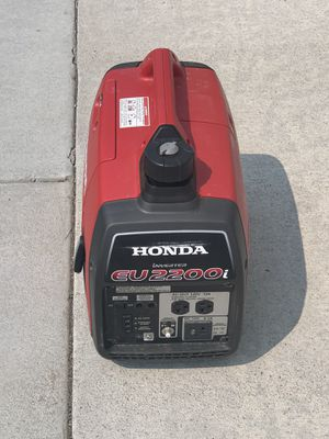 Honda EU2200i Generator for Sale in Denver, CO