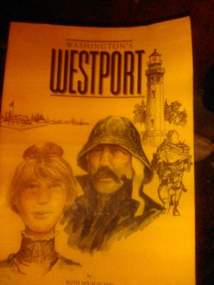 Washington's Westport book for Sale in Westport, WA