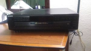 Sony CD Changer for Sale in North Fort Myers, FL