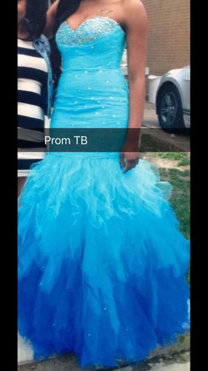 Prom dress for Sale in Grosse Pointe Park, MI
