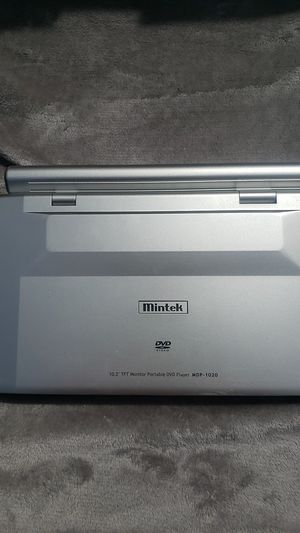 Mintek portable DVD player for Sale in BETHEL, WA
