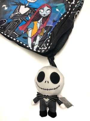 NEW! Key chain / coin holder Disney Novelty Plush The Nightmare before Christmas Jack Skellington Disneyland sally Halloween Haunted Mansion for Sale in Carson, CA