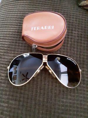 Vintage Ferrari sunglasses for Sale in Haines City, FL