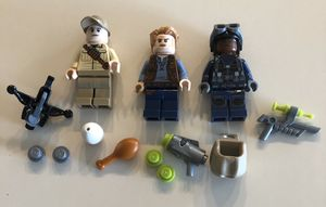 LEGO Minifigure Jurassic World Lot B for Sale in Safety Harbor, FL