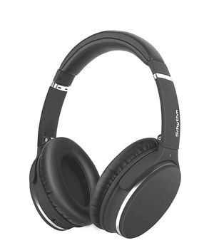 Noise Cancelling Headphones Real Over Ear,Wireless Lightweight Srhythm Durable Foldable Deep Bass Hi-Fi Stereo Bluetooth Headset with Mic for Sale in Queens, NY