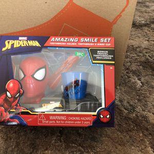 Spider-Man Smile Kit for Sale in Salem, OR