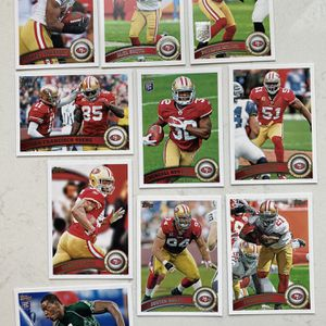 San Francisco 49ers Cards for Sale in Grand Prairie, TX