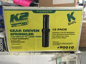 K2 SPRINKLERS! 50% OFF!! for Sale in Atlanta, GA