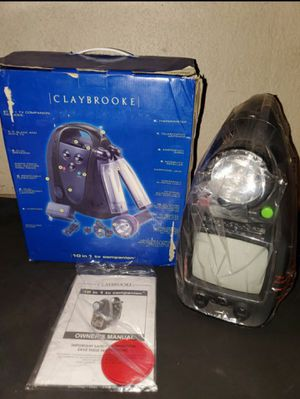 Claybrooke 10 in 1 TV Companion Portable ~ For Home, Office, Car, Boat, Camping, Tailgating, and Travel for Sale in Santa Ana, CA
