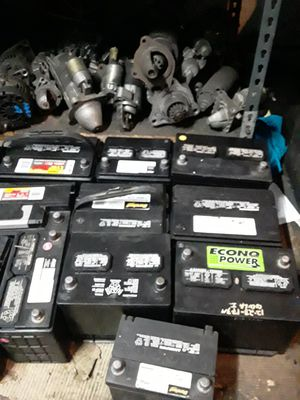 Used batteries for Sale in Los Angeles, CA