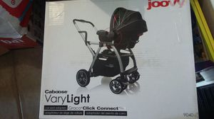 Joovy caboose adapter for graco car seat for Sale in San Francisco, CA