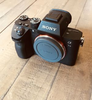 BAD CREDIT OK!!! SONY ALPHA A7 III MIRRORLESS CAMERA (BODY ONLY) TAKE IT HOME TODAY WITH DOWNPAYMENT OF $39 ONLY for Sale in Bakersfield, CA
