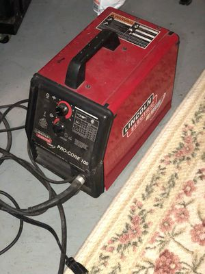Lincoln electric welder for Sale in St. Louis, MO