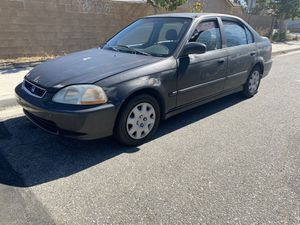 Honda Civic not for parts for Sale in Fontana, CA