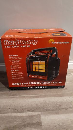 Mr. Heater Portable Big Propane Heater Brand New (Price is Firm) for Sale in Gardena, CA