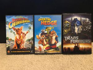 CD Movie Bundle for Sale in Cary, NC