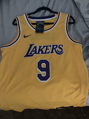 Rajon Rondo Lakers NIKE CONNECT jersey for Sale in Visalia, CA