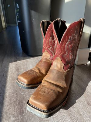 Justin Work Boots for Sale in Carnegie, PA