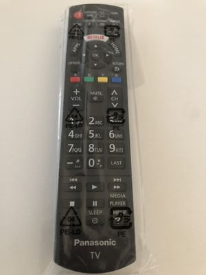 Panasonic smart tv remote control for Sale in San Diego, CA