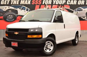 2018 Chevrolet Express Cargo Van for Sale in Lomita, CA
