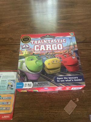 Chuggington board game for Sale in Stockbridge, GA