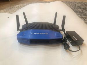 Dual Band WiFi router Linksys WRT3200acm Wireless for Sale in New York, NY